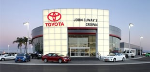 John Elway's Crown Toyota Scion