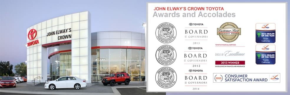 Captivating About Us | John Elwayu0027s Crown Toyota In Ontario, CA