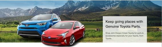 Toyota Parts Ontario CA | Buy Toyota Parts Accessories Near