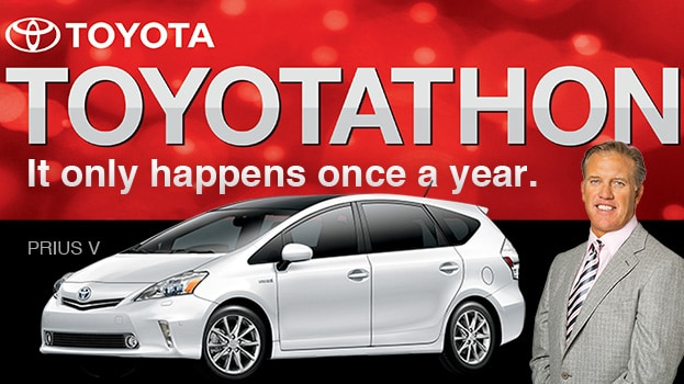 John Elways Crown Toyota >> The 2011 Toyotathon Has Kicked Off At John Elway S Crown Toyota