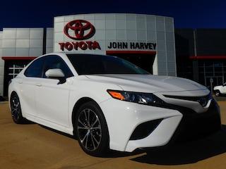 Certified 2018 Toyota Camry SE Sedan in Bossier City, LA