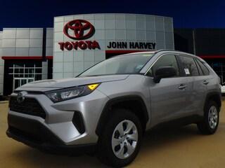 New 2019 Toyota RAV4 LE SUV in Bossier City, LA