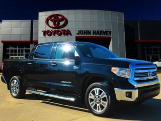 Used 2016 Toyota Tundra SR5 5.7L V8 w/FFV Truck CrewMax in Bossier City, LA