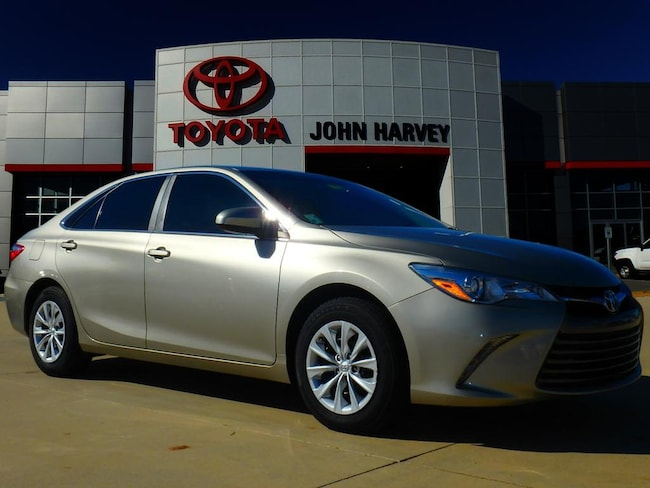 Certified 2015 Toyota Camry LE Sedan in Bossier City, LA