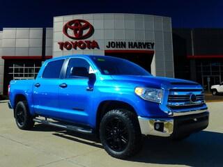 Used 2017 Toyota Tundra SR5 5.7L V8 w/FFV Truck CrewMax in Bossier City, LA