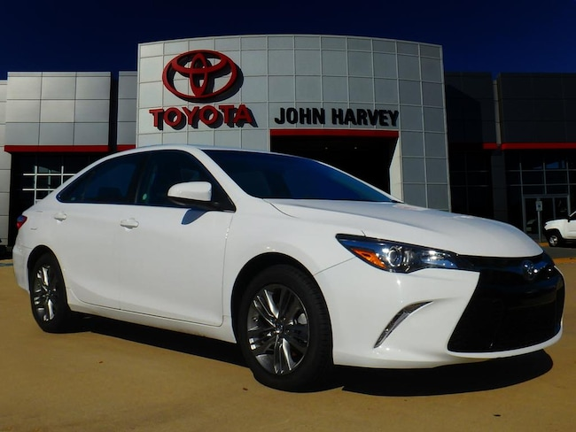 Certified 2017 Toyota Camry SE Sedan in Bossier City, LA