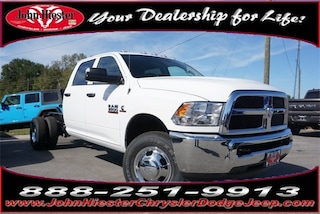 2018 Ram 3500 Chassis Tradesman Truck