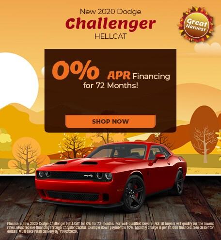 New 2020 Dodge Challenger HELLCAT - Oct