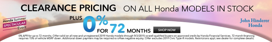 0% for 72 Months