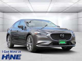 New 2018 Mazda Mazda6 Touring Sedan for sale in San Diego, CA