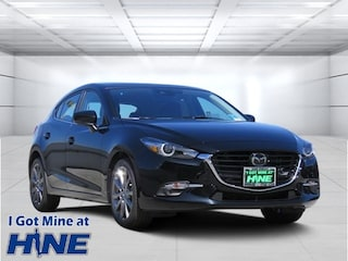 New 2018 Mazda Mazda3 Grand Touring Hatchback for sale in San Diego, CA