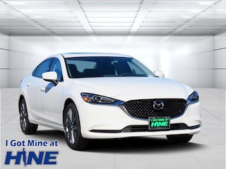 New 2018 Mazda Mazda6 Touring Sedan for sale in San Diego, CA