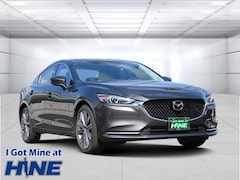 New 2018 Mazda Mazda6 Grand Touring Reserve Sedan in San Diego, CA