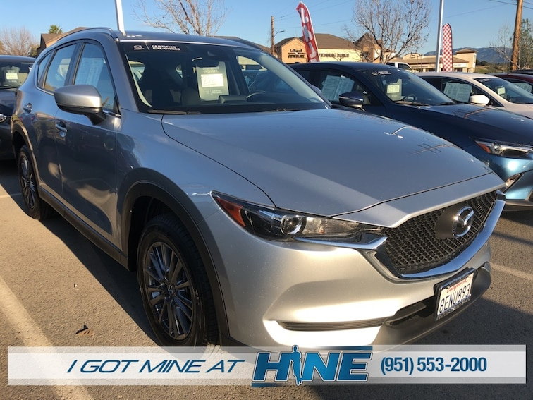 Certified Pre-Owned 2018 Mazda CX-5 Sport SUV for sale in Temecula, CA