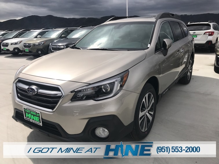 New 2019 Subaru Outback 2.5i Limited SUV for sale in Temecula, CA