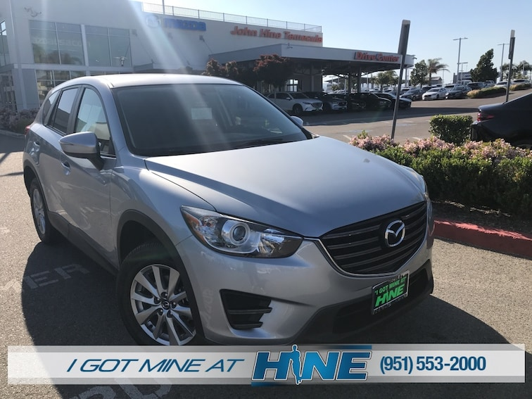 Certified Pre-Owned 2016 Mazda CX-5 Sport (2016.5) SUV for sale in Temecula, CA