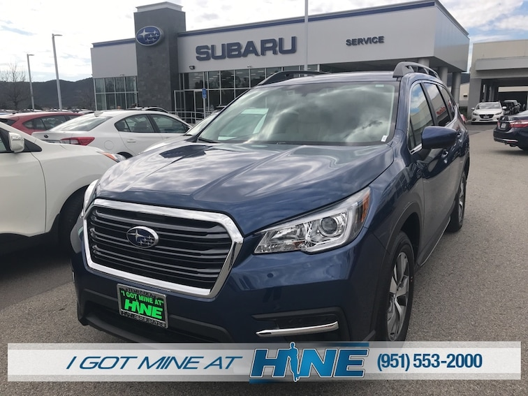 New 2019 Subaru Ascent Premium 8-Passenger SUV for sale in Temecula, CA