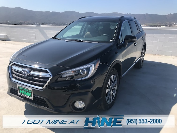 New 2019 Subaru Outback 2.5i Touring SUV for sale in Temecula, CA