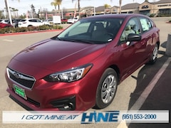 New 2019 Subaru Impreza 2.0i 5-door for sale in Temecula, CA