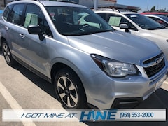 Certified Pre-Owned 2018 Subaru Forester 2.5i SUV JF2SJABC3JH459286 for sale in Temecula, CA