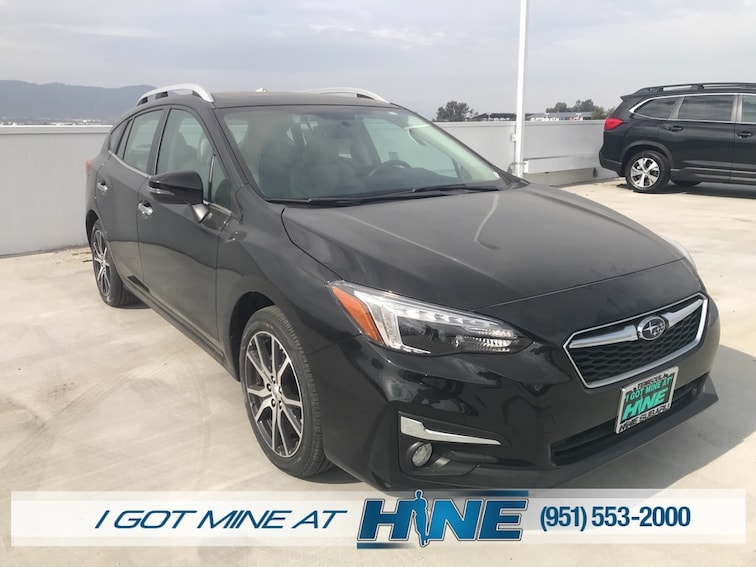 New 2019 Subaru Impreza 2.0i Limited 5-door for sale in Temecula, CA