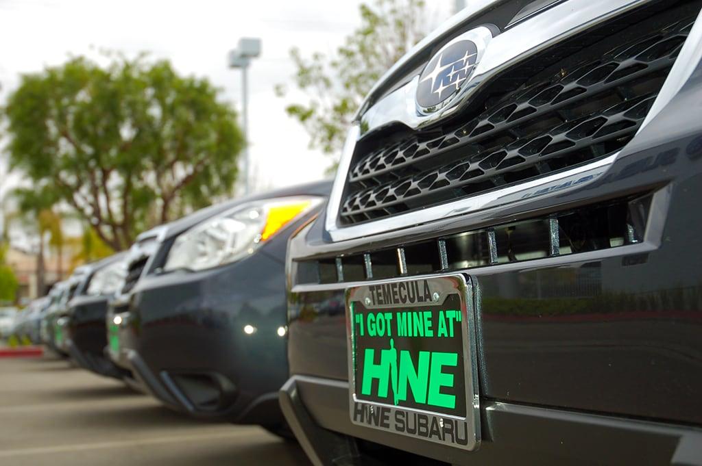 Say Goodbye to New Car Paper Plates - LA Weekly