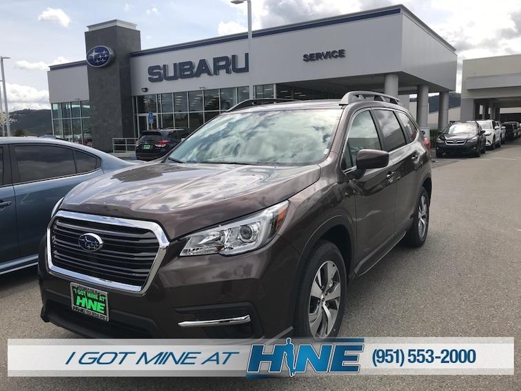 New 2019 Subaru Ascent Premium 7-Passenger SUV for sale in Temecula, CA