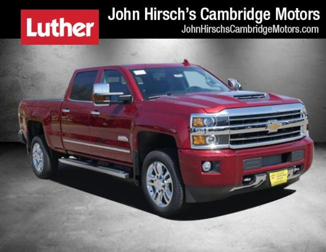 High Country Motors >> New 2019 Chevrolet Silverado 2500hd For Sale At John Hirsch S