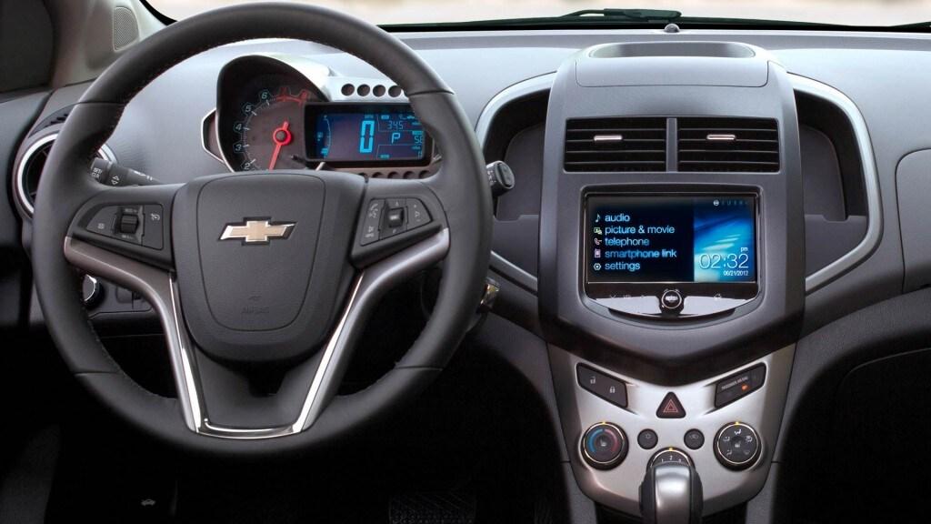 chevy sonic 2016 sedan