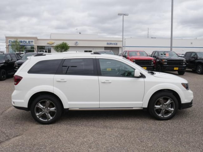 Used 2017 Dodge Journey For Sale at John Hirsch's Cambridge