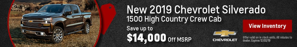 November Silverado 1500 Special