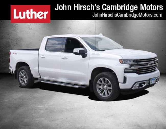 Used 2019 Chevrolet Silverado 1500 For Sale at John Hirsch's