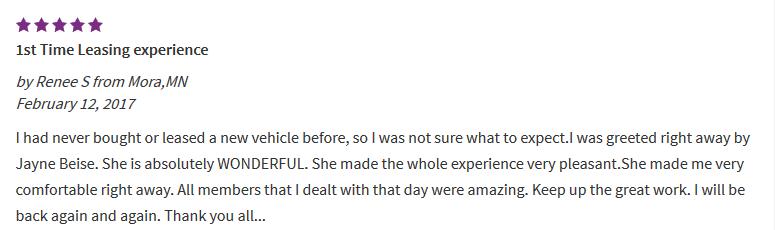 John Hirsch S Cambridge Motors Customer Reviews John