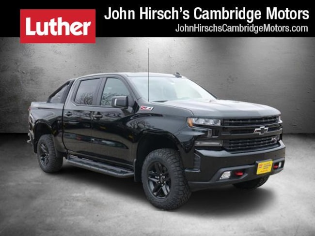 New 2019 Chevrolet Silverado 1500 For Sale At John Hirsch S