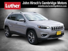 2019 Jeep Cherokee LIMITED 4X4 Sport Utility 1C4PJMDX9KD272844 for sale in Cambridge, MN