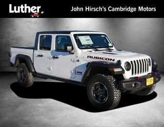 New 2021 Jeep Gladiator RUBICON 4X4 Crew Cab for sale in Cambridge, MN