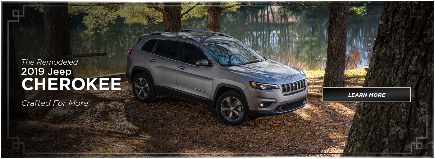 New 2018 2019 Chrysler Dodge Jeep Ram And Used Car