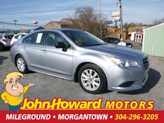 Certified Pre-Owned 2017 Subaru Legacy 2.5I CVT Sedan 4S3BNAB63H3067218 for Sale in Morgantown, WV