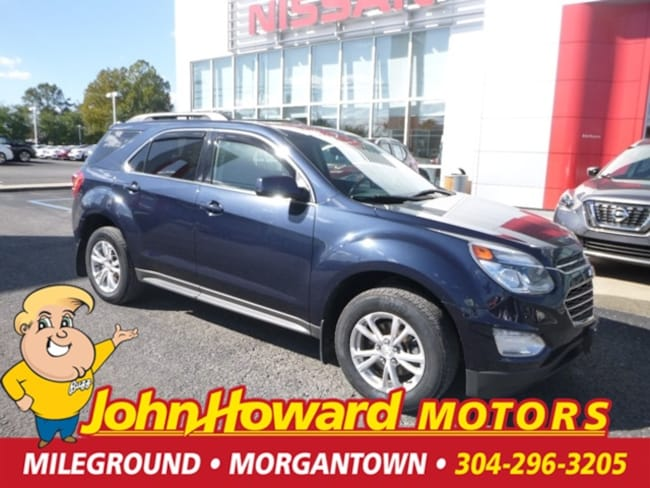 Used 2016 Chevrolet Equinox LT SUV Morgantown