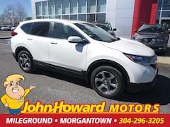 Used Vehicles in 2018 Honda CR-V EX SUV 8JL008041 Morgantown, WV