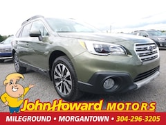 Certified Pre-Owned 2016 Subaru Outback 2.5I Limited CVT SUV 4S4BSANC0G3286383 for Sale in Morgantown, WV