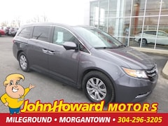 Used Vehicles in 2016 Honda Odyssey SE Van 6GB061265 Morgantown, WV