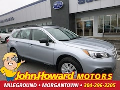 Certified Pre-Owned 2017 Subaru Outback 2.5I Wagon SUV 4S4BSAAC4H3270212 for Sale in Morgantown, WV