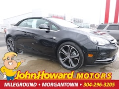 Used Vehicles in 2016 Buick Cascada Conv Premium Convertible 6GG109457 Morgantown, WV