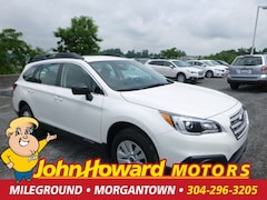 Certified Pre-Owned 2017 Subaru Outback 2.5I CVT SUV 4S4BSAAC7H3323808 for Sale in Morgantown, WV