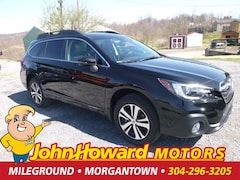 Certified Pre-Owned 2018 Subaru Outback Wagon 5D I Limite 2.5I Limited CVT SUV 4S4BSANC0J3271986 for Sale in Morgantown, WV