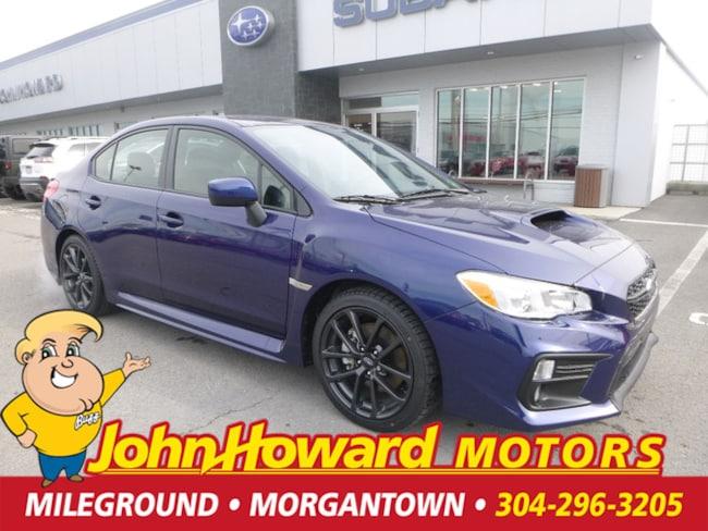 New 2019 Subaru WRX Premium (M6) Sedan Morgantown