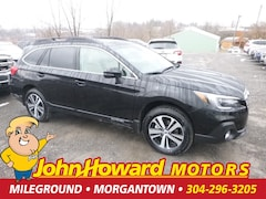 New Subarus in 2019 Subaru Outback 2.5i Limited SUV 1K3315130 Morgantown, WV