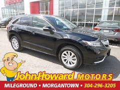 Used Vehicles in 2018 Acura RDX SUV 8JL005990 Morgantown, WV