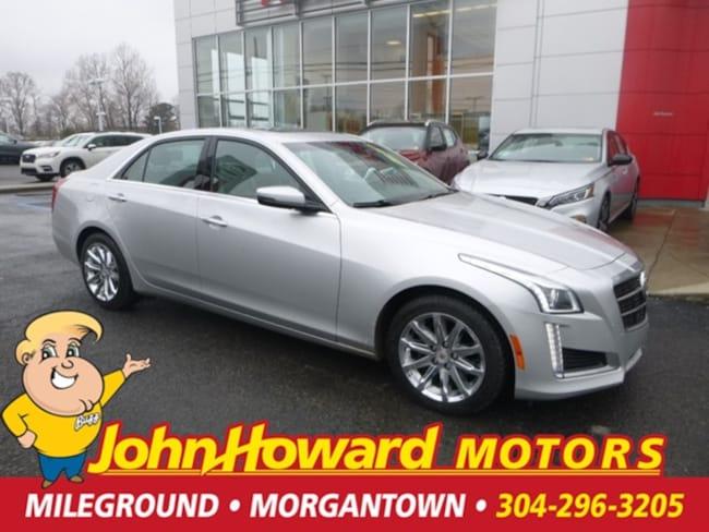 Used 2014 Cadillac CTS 3.6L Luxury Sedan Morgantown